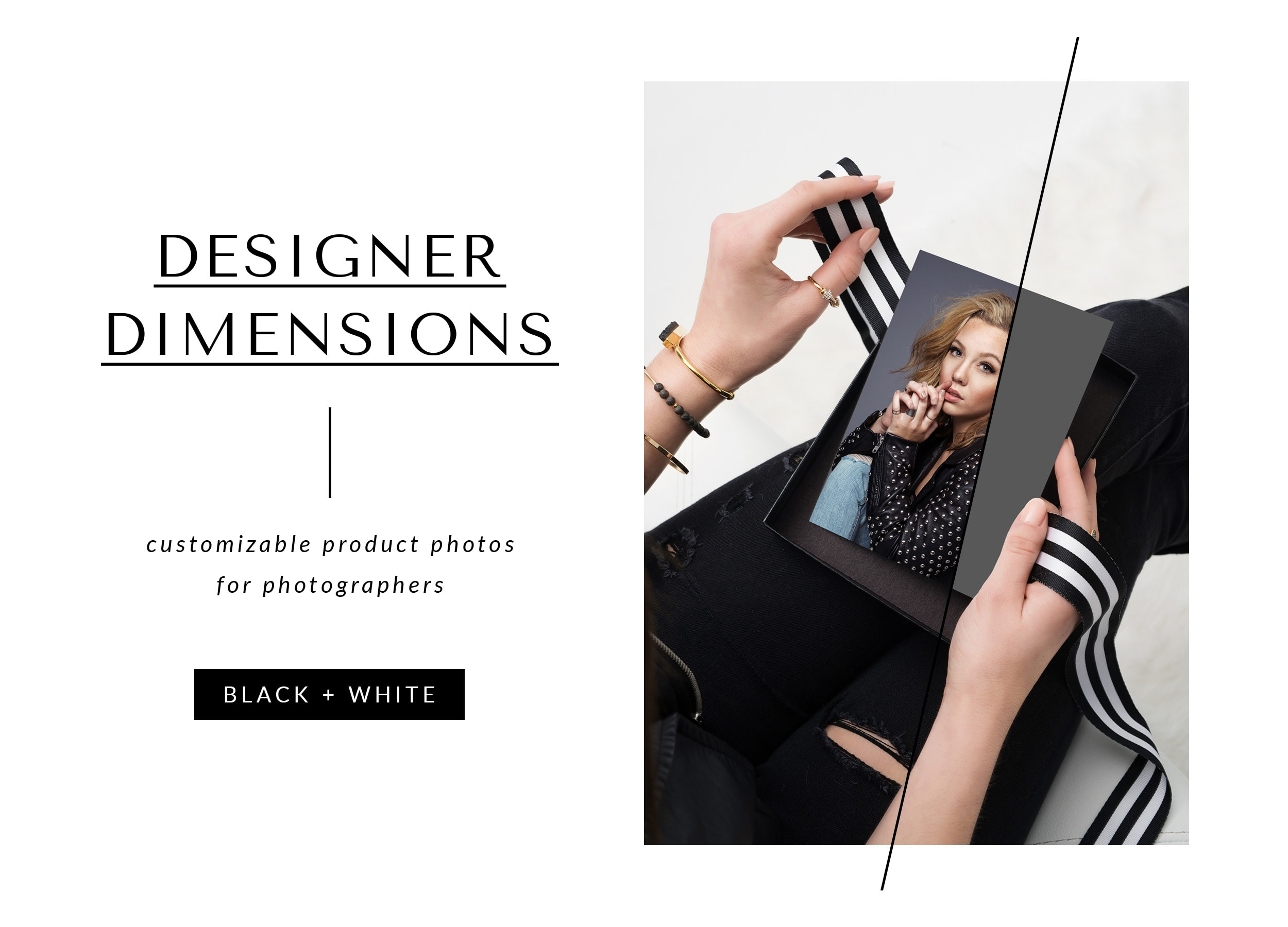 Designer Dimensions V2: Modern Noir
