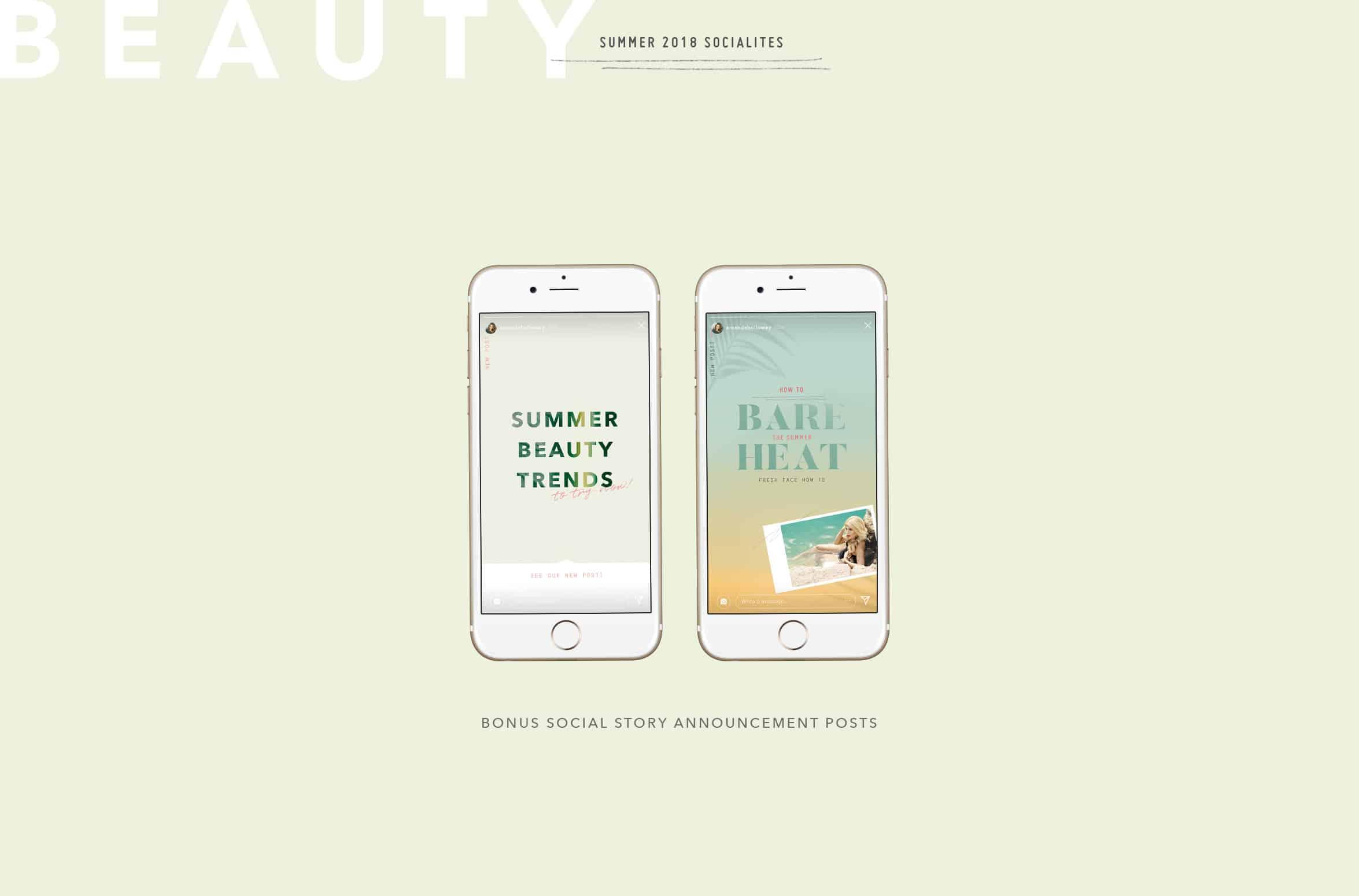 Socialites | Summer 2018