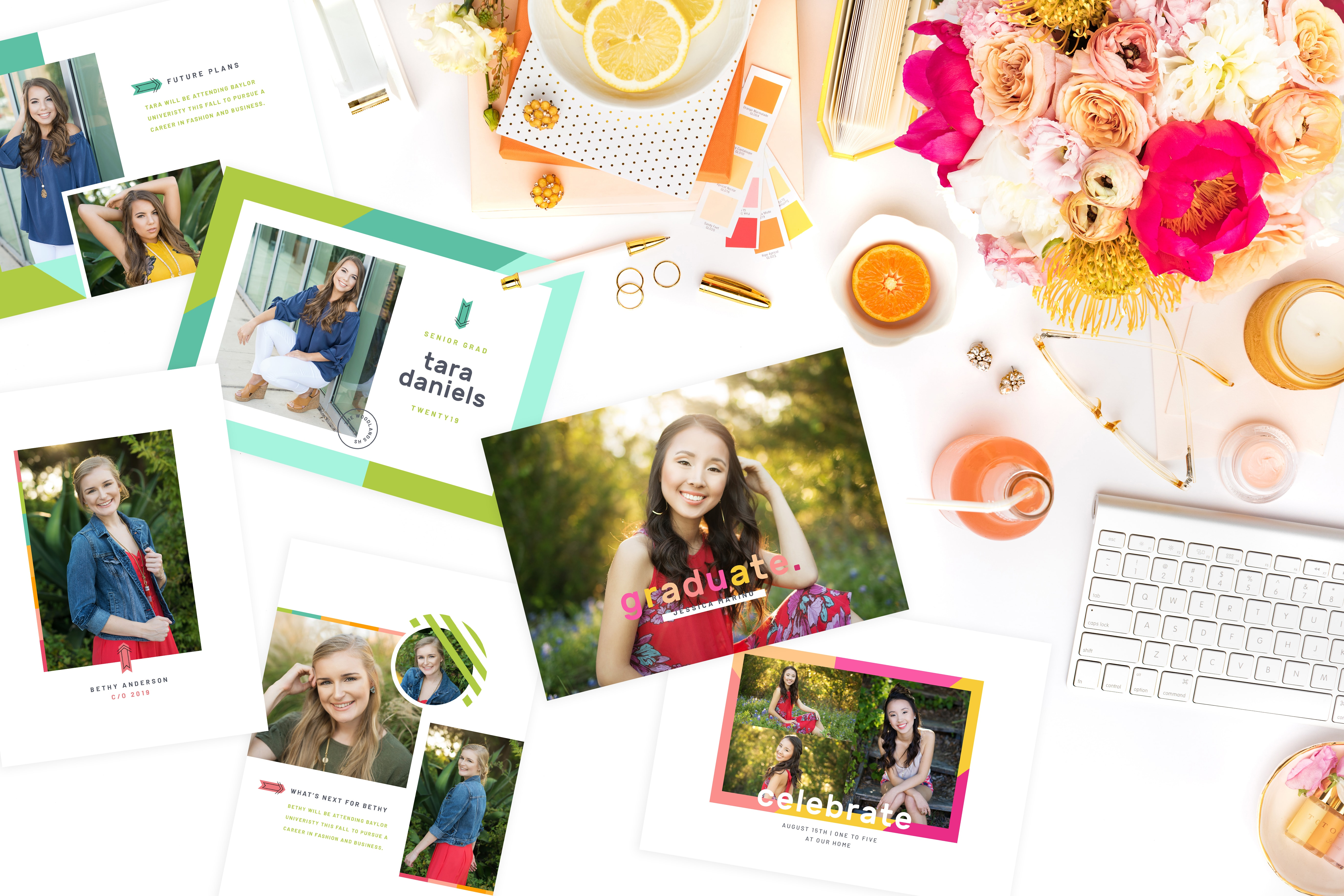 2019 Spring Card & Luxe Collection BUNDLE