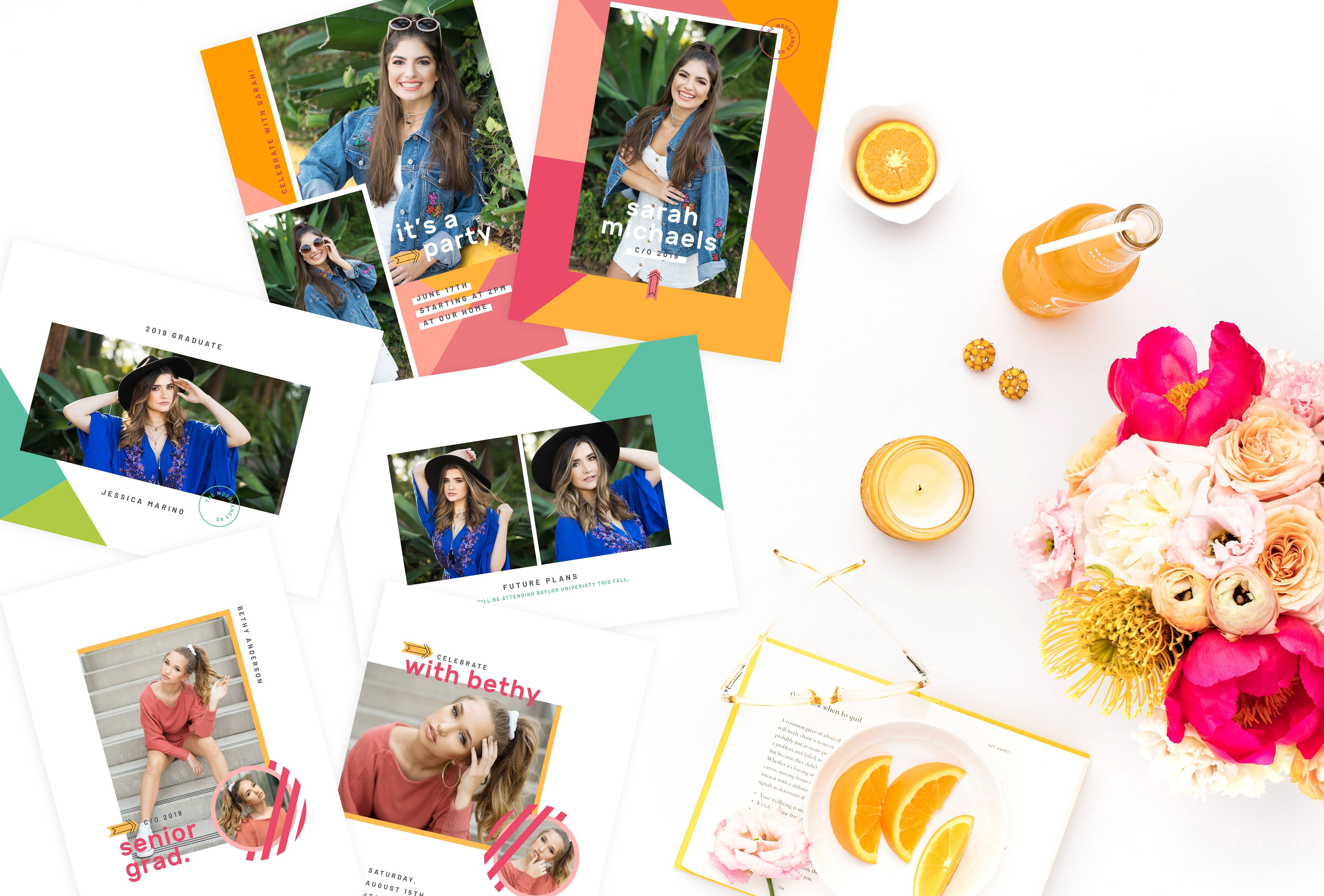 Bright Future | 2019 Spring Card & Luxe Collection