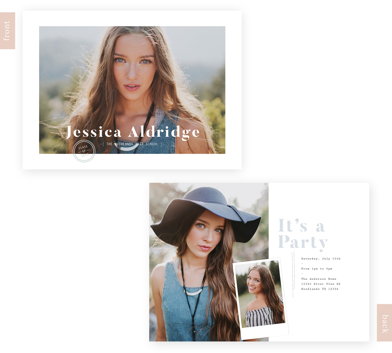 Organic Senior Cards