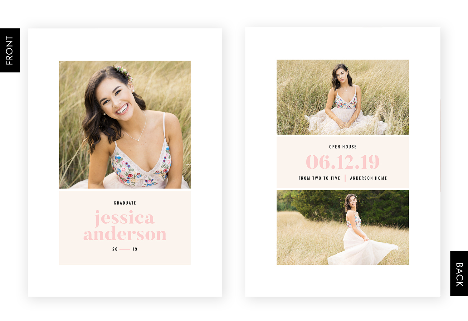 Pink Ladies | 2019 Spring Card & Luxe Collection