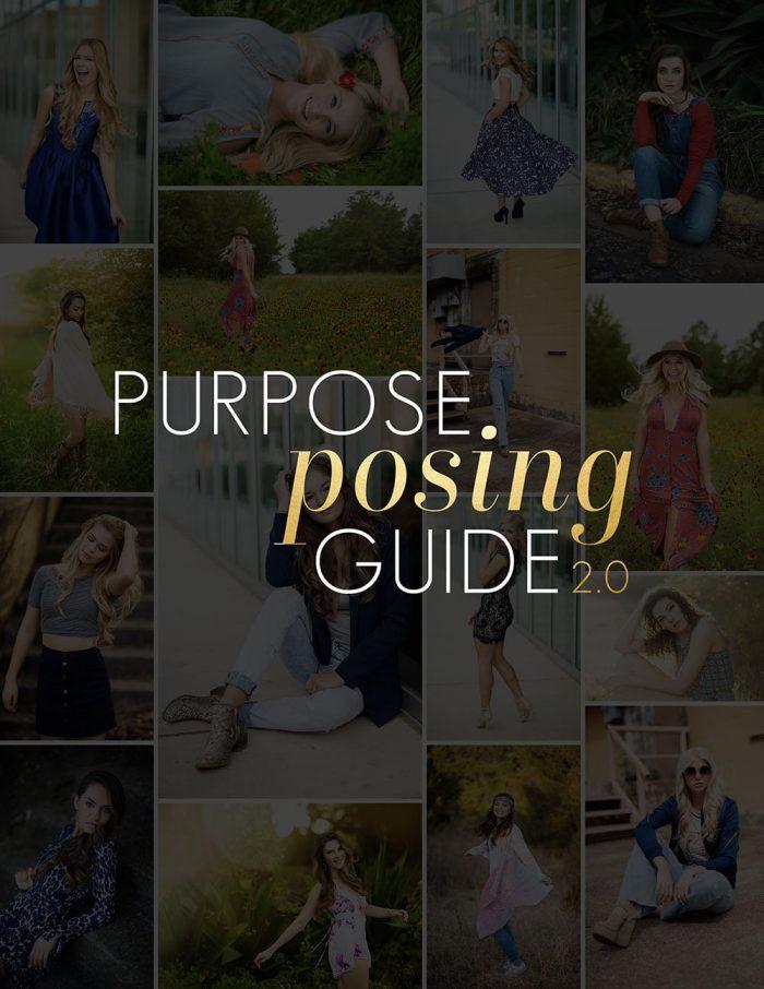 Purpose Posing Guide 2.0