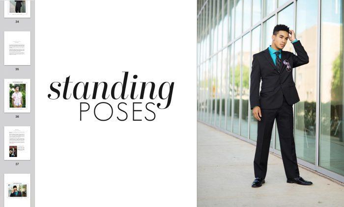Purpose Posing Guide: Guys Edition
